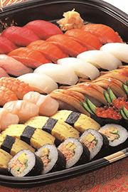 宅配寿司一覧